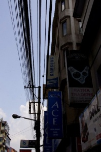 More Kathmandu wires. Photo by David Greer