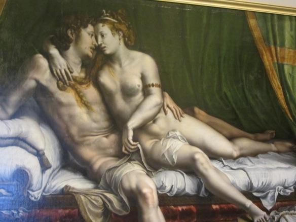 Titian, Hermitage, St. Petersburg