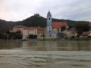 Along the Danube in Austria.