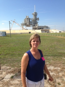 launch pad at Kennedy Space Center