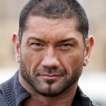 WWE Wrestler Batista Portrait Session