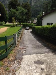Ballabio driveway