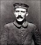 Know this fellow? He was deeply affected by WW1.
