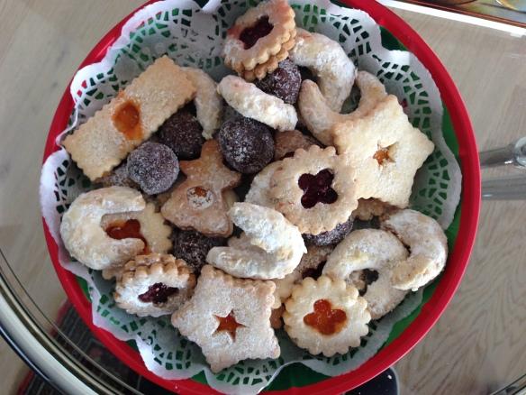 Elfie's baking