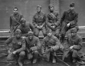 Black Soldiers in WW1