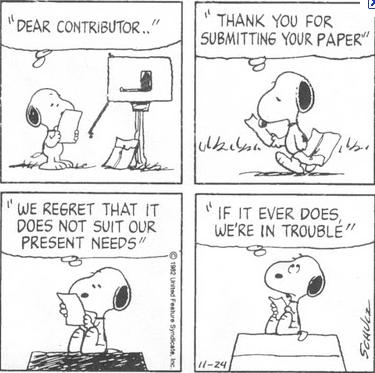 I think I got one like Snoopy did.