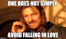 Listen to what Boromir says.